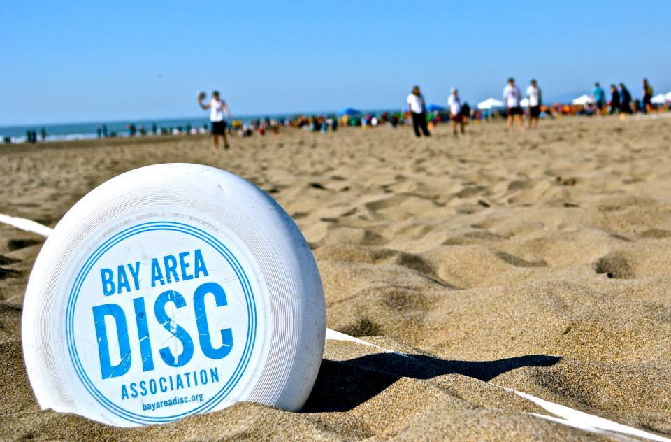 Bay Area Disc Beach Disc